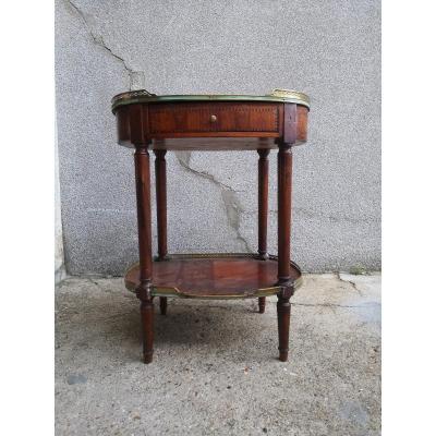 Petite Table De Salon XVIIIème