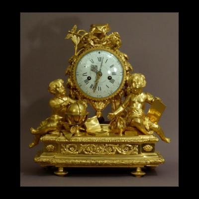 Clock Science Lieutaud XVIIIth