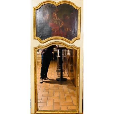 Trumeau Louis XV XVIII ème