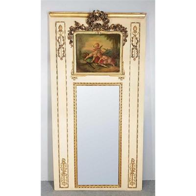 Trumeau XIX ème De Style Louis XVI