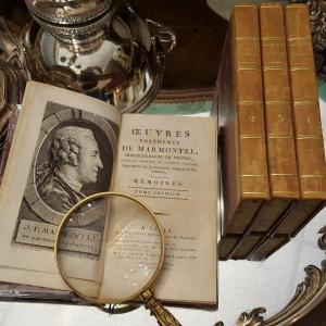 1804 : Marmontel : Mémoire d'Un Père