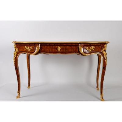 A Desk In Louis XV Style.