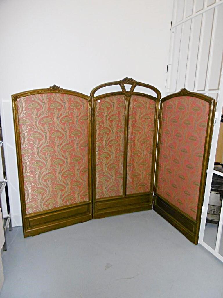 Majorelle Art Nouveau Screen