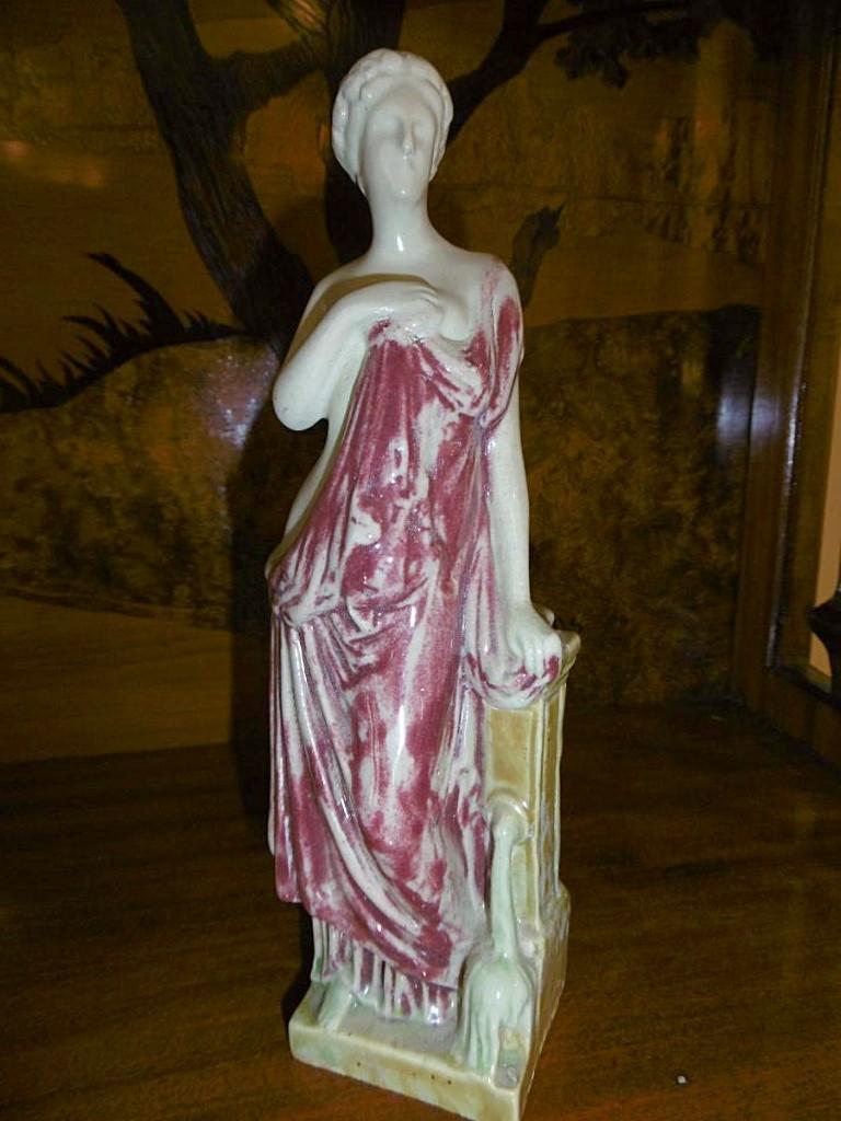 Statuette De Mougin