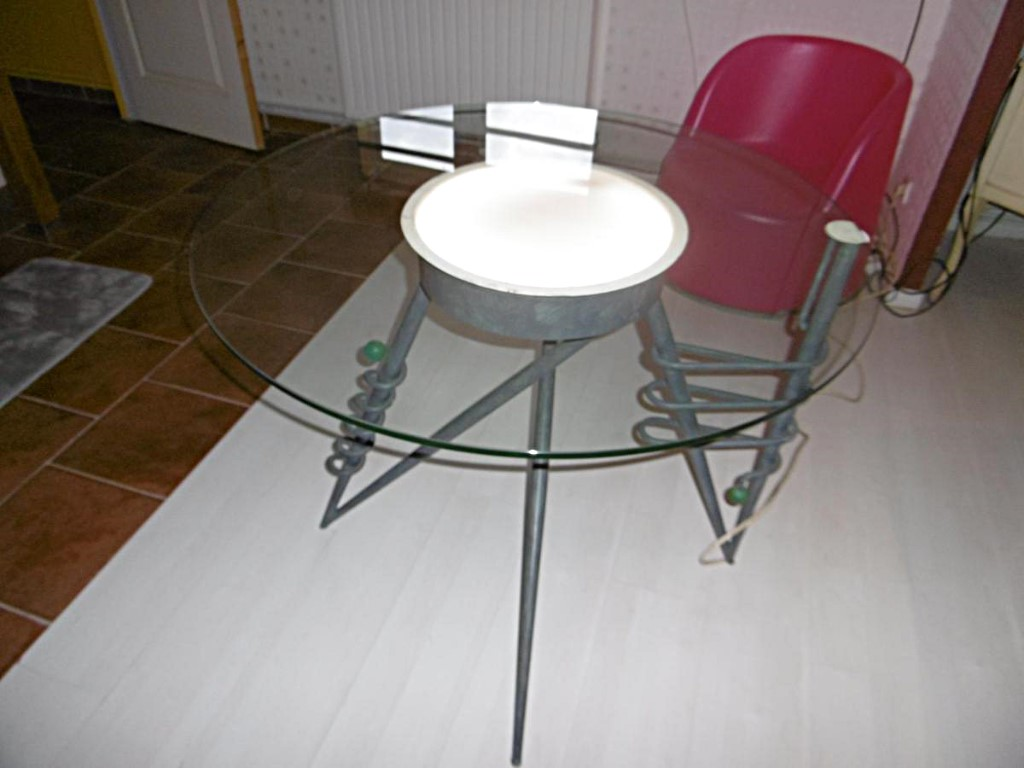 Table Daum Design