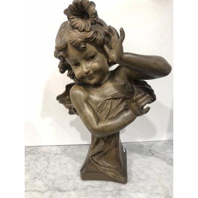 Terracotta Art Nouveau