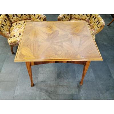Table Majorelle Art Nouveau