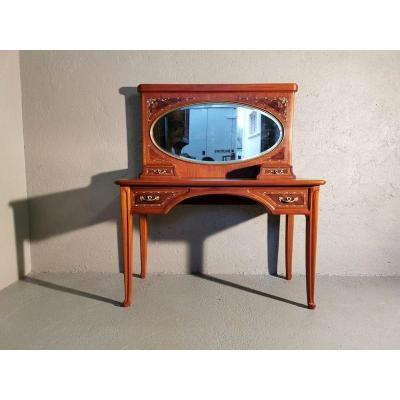 Majorelle Art Nouveau Dressing Table