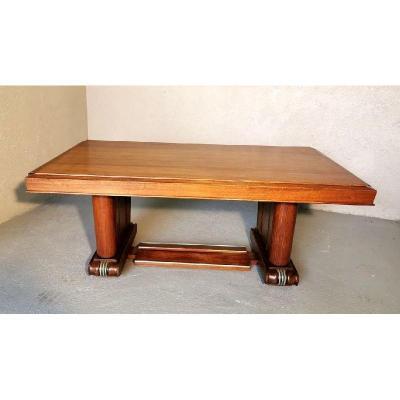 Majorelle Art Deco Dining Table