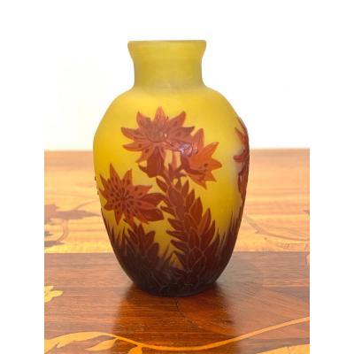 Vase Gallé Art Nouveau