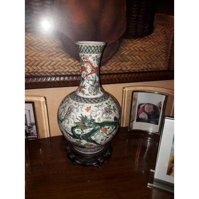 Vase Chine Ancien