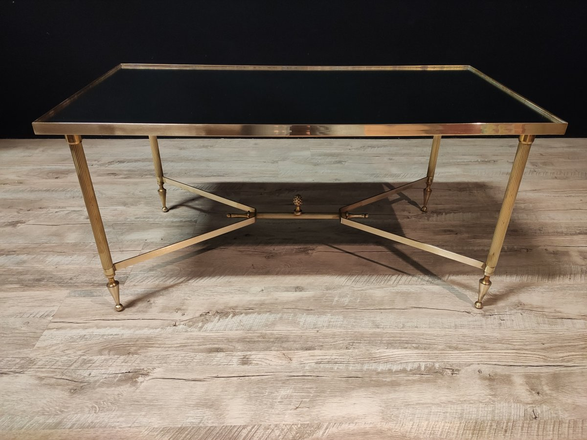 Table Basse Maison Baguès En Bronze