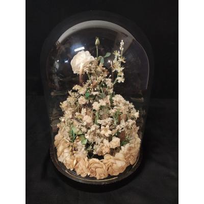 Napoleon III Wedding Globe