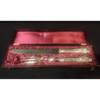 Solid Silver Carving Service