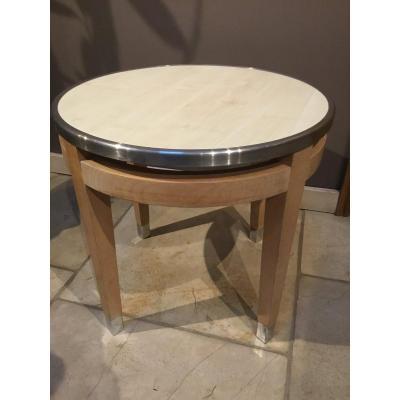Design Pedestal Table 1950