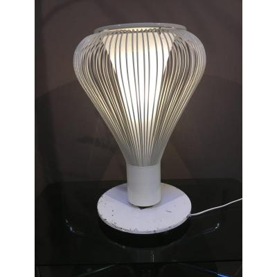 Large Design Lamp  From Thé 1970s.