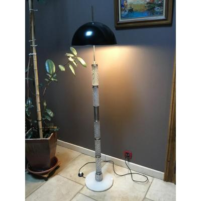 Crystal Floor Lamp Creation 1960