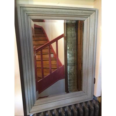 Mirror Wood Frame Late Nineteenth Century