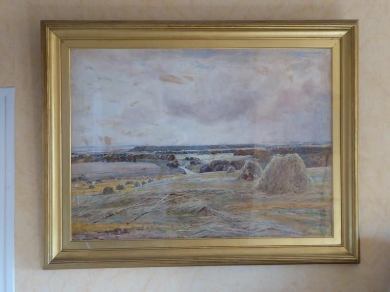 Claude Hayes 1852 / 1922 peintre britannique