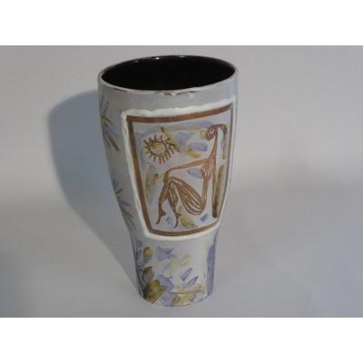 Madeline Jolly Atelier De Villefranche Sur Or Jean Cocteau Realized His Ceramic Work