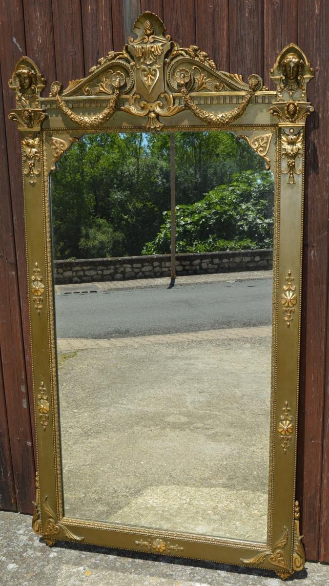 Miroir De Style Renaissance-photo-2