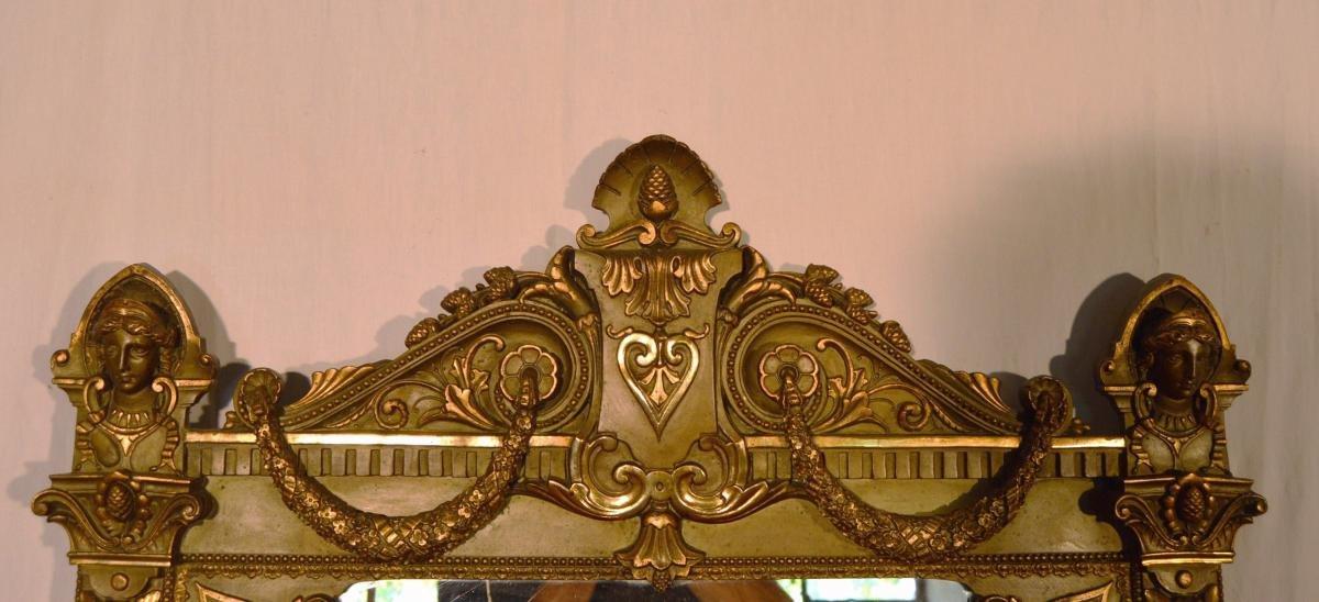 Miroir De Style Renaissance-photo-3