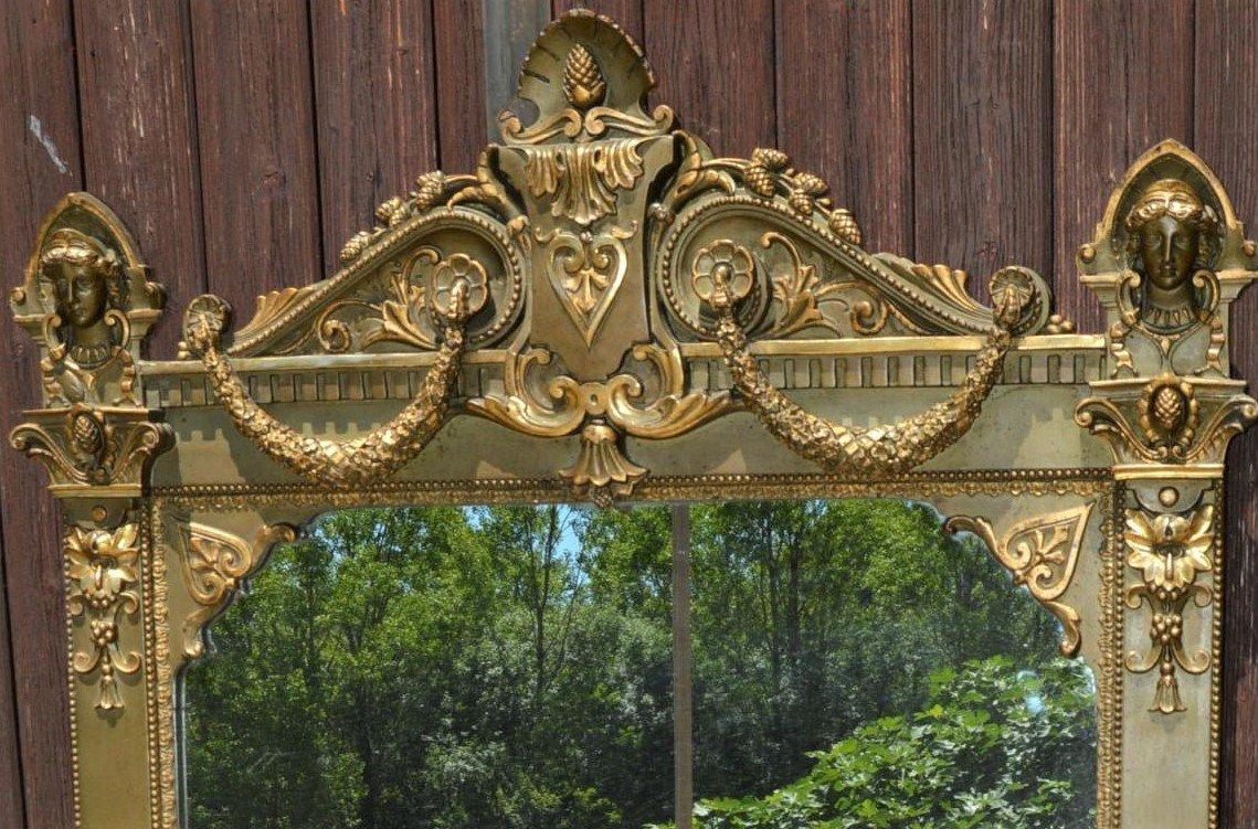 Miroir De Style Renaissance