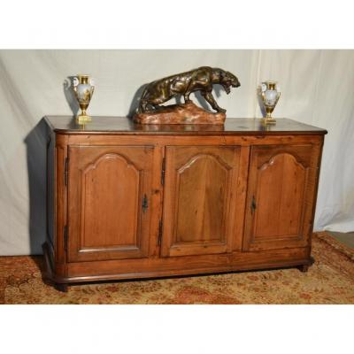 Sideboard Louis XIV In Cherry