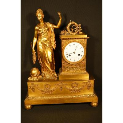 Great Clock In Bronze Empire Period