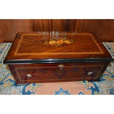 XIXth Swiss Music Box