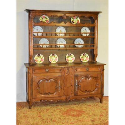 Regency Period Oak Dresser Buffet