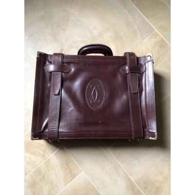 Cartier Suitcase