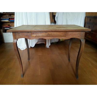 Table De Cabaret. Chêne. 19ème.