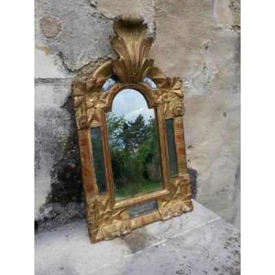 Miroir à Parcloses. 18ème.
