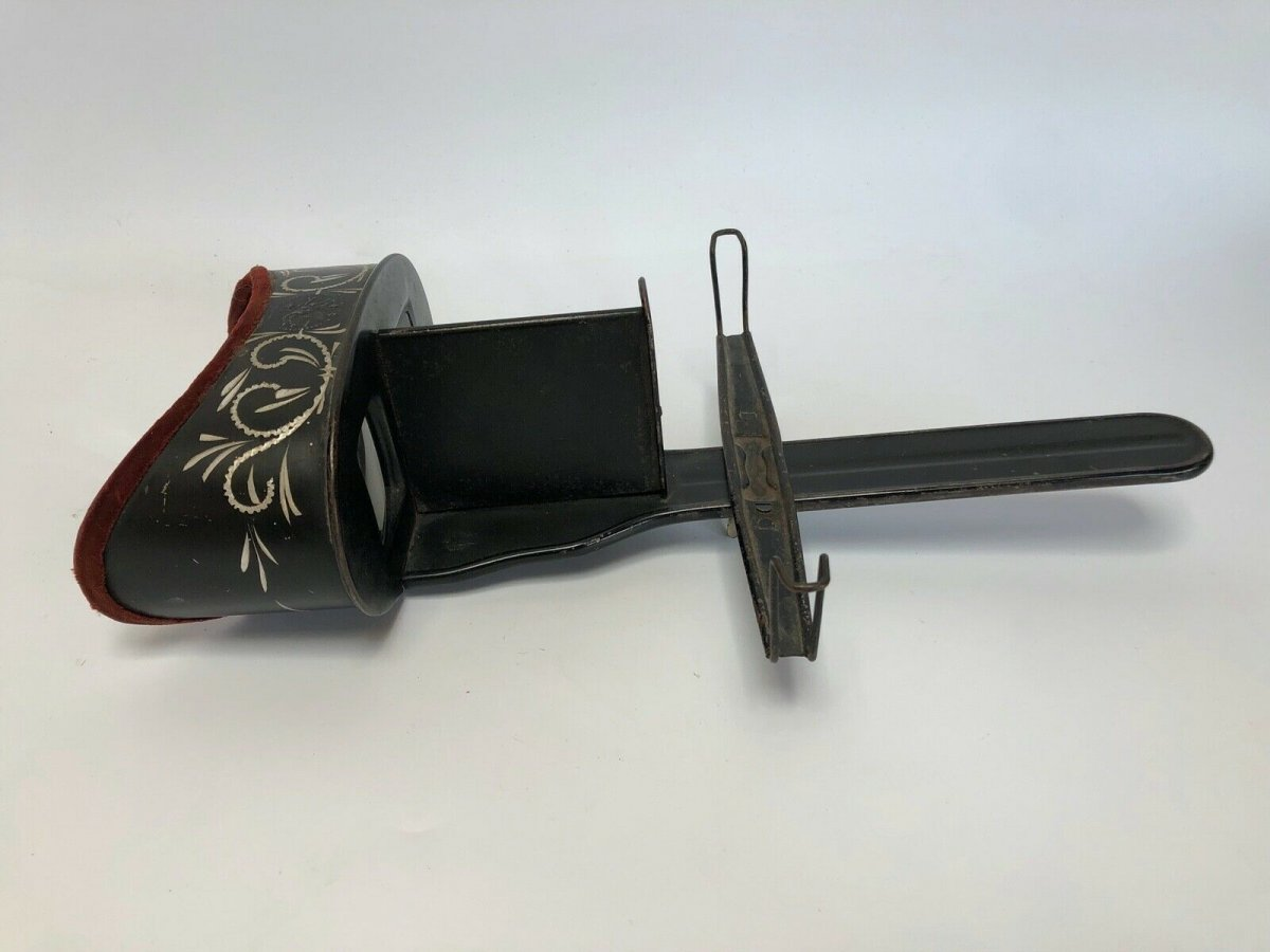 Stereoscope The Perfecscope Hc White Et Co Exposition Universelle 1900