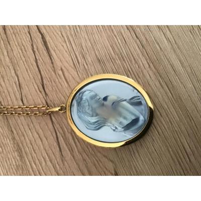 Médaillon Lalique