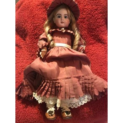 Ej Doll Size 8 (restored Head)