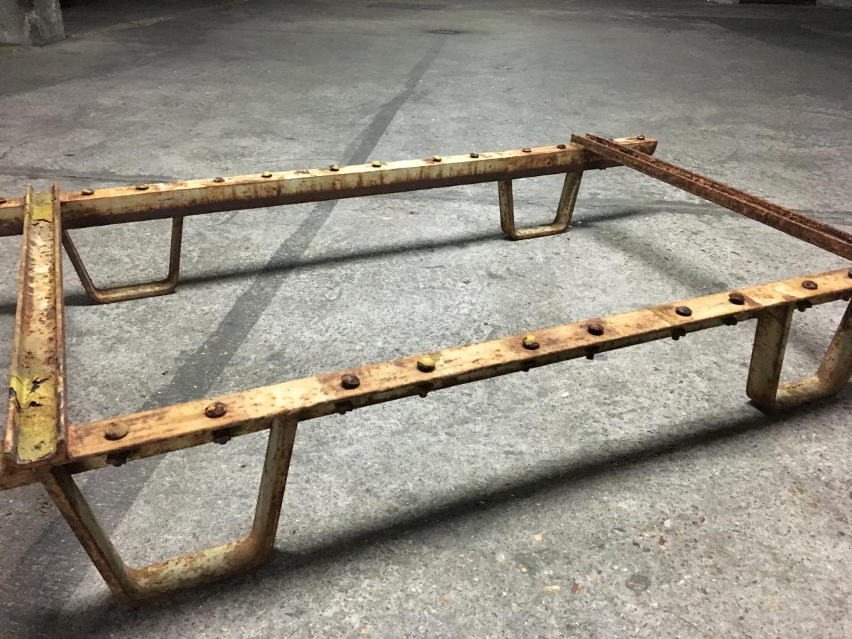Low Table Structure, Industrial Furniture (x30)-photo-2