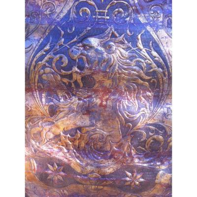 Leather Panel De Cordoba XVII