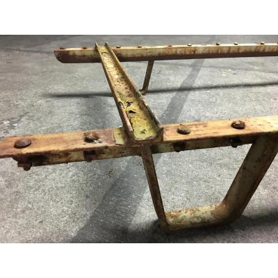 Low Table Structure, Industrial Furniture (x30)