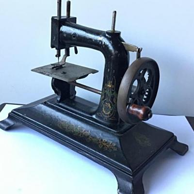 Children's Sewing Machine, 1900