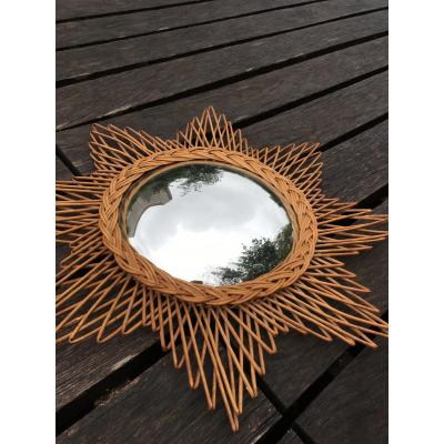 Witch Witch Mirror (60 Cm), 50's