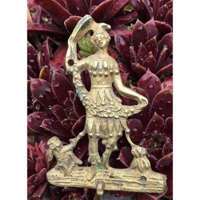 Attache Miniature Indienne , XIXÈme