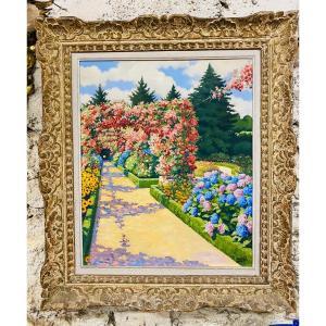 Stolz. Tableau «parc En Fleurs »