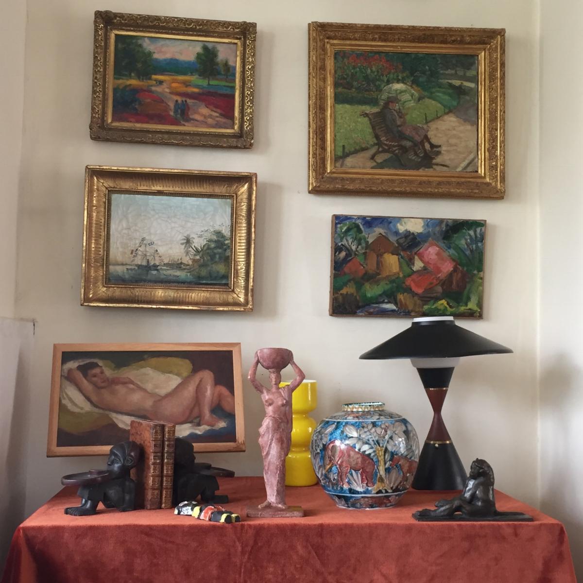 Antiquités Colette Berthelier