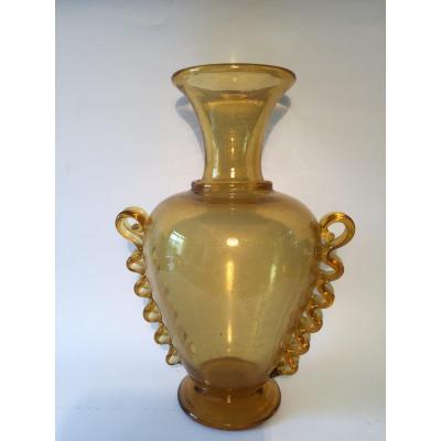 Murano. Antique Vase. Mid. XXth