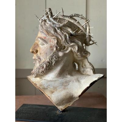 Sculpture Religieuse Fin XVII Eme,début XVIII Eme