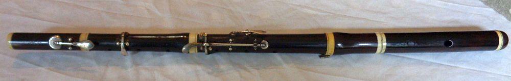 Flûte à 5 clés de Noé Frères vers 1825-photo-2