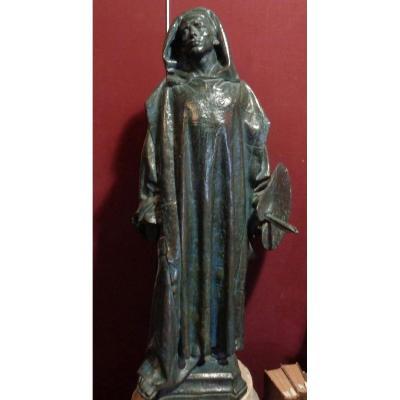 Bronze de Jean Boucher. Fra Angelico