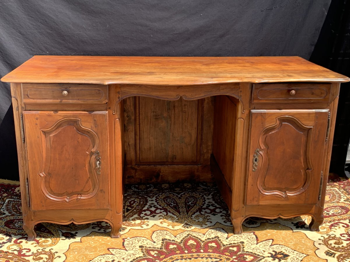 Office Cherry Changer In Louis XV Period
